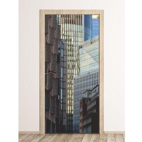 Fototapeta na drzwi architektura londynu fp 6111 marki Wally - piękno dekoracji
