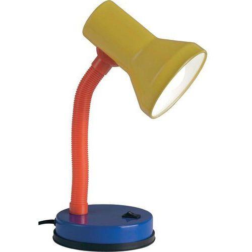 Lampa stołowa Brilliant Junior 99122/03, E27 x 1, 40 W, 230 V, (ØxW) 13 cmx30 cm, kolorowy
