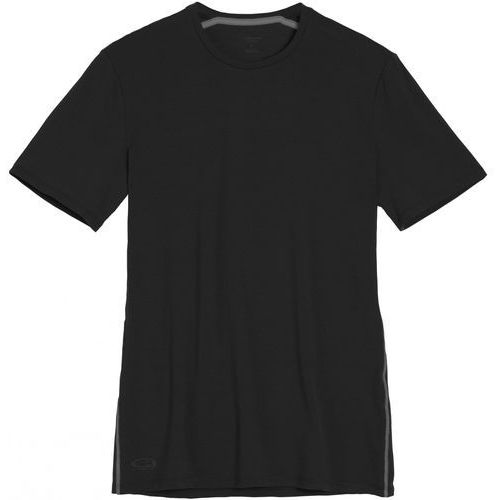 koszulka mens anatomica ss crewe black/monsoon xxl marki Icebreaker