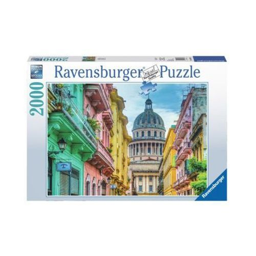 Ravensburger 2000 elementów kolorowa kuba (4005556166183)