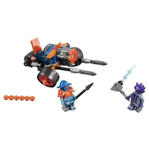 Lego NEXO KNIGHTS Artyleria królewskiej straży 70347