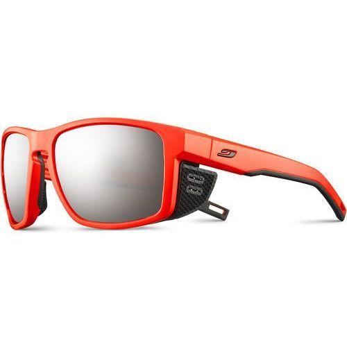 Julbo shield spectron 4 okulary przeciwsłoneczne, orange/black 2020 okulary alpinistyczne (3660576905696)