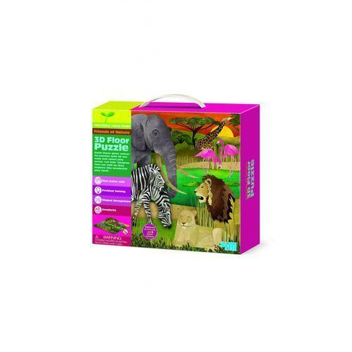 Puzzle 3D - Safari 4M (4893156046796)