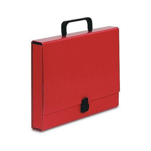 Teczka z rączką classic czerwona 304/01 marki Vaupe