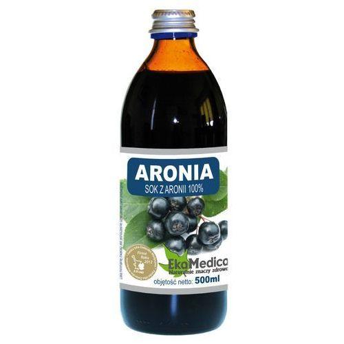 Ekamedica Aronia sok 100% (500 ml) ekomedica