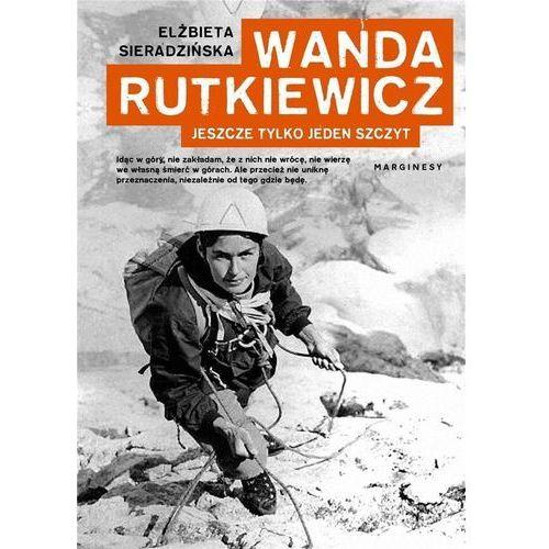 Wanda Rutkiewicz [Sieradzińska Elżbieta], Elżbieta Sieradzińska