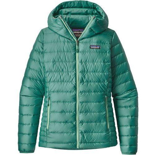 Patagonia Down Sweater Kurtka Kobiety petrol XL 2018 Kurtki zimowe i kurtki parki