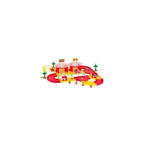KID CARS 3D STRAŻ POŻARNA WADER - 53310 #A1, CentralaZ1758