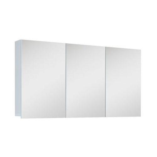 ELITA szafka wisząca z lustrem 120 white 904512, 904512