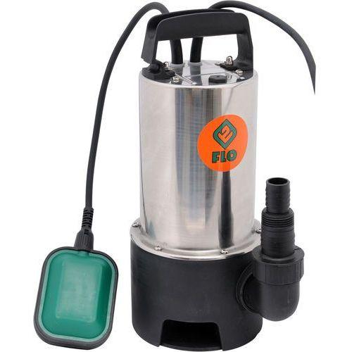Flo Pompa zatapialna do wody brudnej ze stali nierdzewnej 900w / 79898 /  - zyskaj rabat 30 zł (5906083798986)