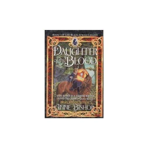 Daughter of the Blood. Dunkelheit, englische Ausgabe