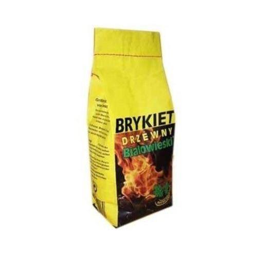 MIRAND 2kg Białowieski Brykiet drzewny do grilla