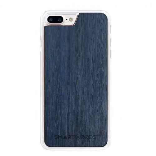 Etui SmartWoods – Blue Sky Clear Iphone 7 PLUS, kolor niebieski