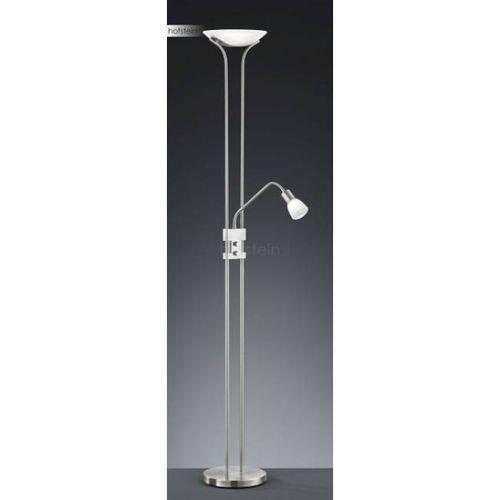 Trio 4219 lampa stojąca LED Nikiel matowy, 4-punktowe - Dworek - Obszar wewnętrzny - II - Czas dostawy: od 3-6 dni roboczych (4017807267532)