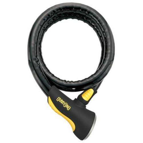 rottweiler 8024 zapięcie kablowe 120 cm czarny linki rowerowe marki Onguard