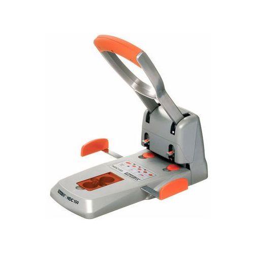 dziurkacz supreme hdc150 2 otworowy, do 150 kartek, srebrno-pomarańczowy marki Rapid