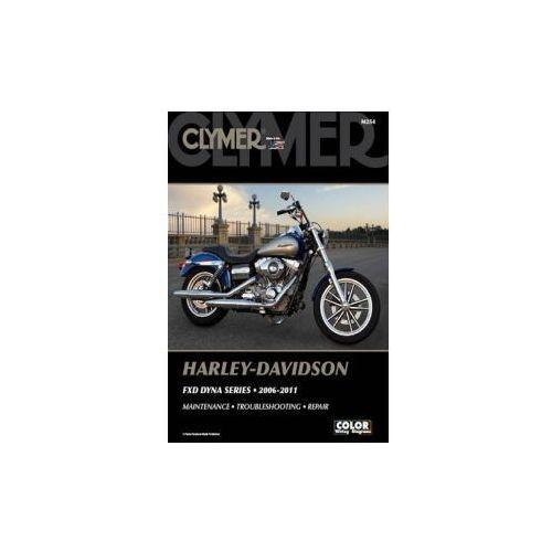 Clymer Manuals Harley-Davidson FXD Dyna Series 2006-2011 M254