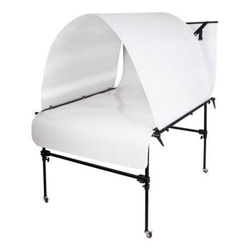 stół bezcieniowy 100x200 cm z powierzchnią dyfuzyjną marki Freepower