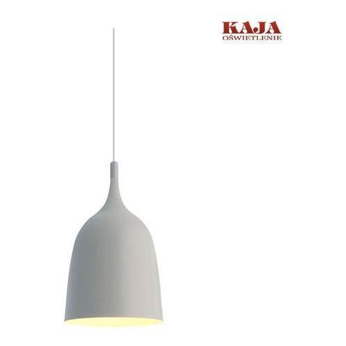 Żyrandol k-p121-1a z serii chuck biały marki Kaja alfred olszewski