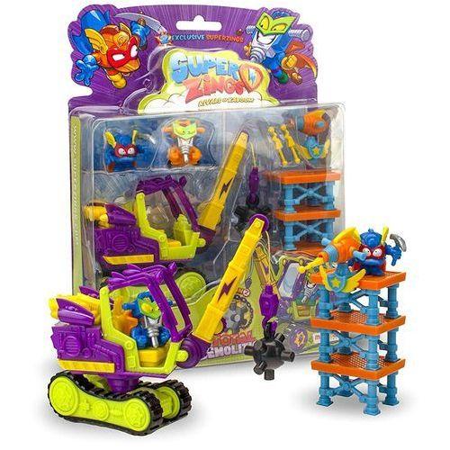 OKAZJA - Magic box Magicbox super zings seria 3 totalna demolka total demolition 2 figurki