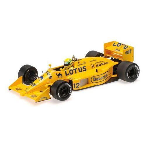 Lotus Honda 99T Team Lotus #12 Ayrton Senna 1987 Senna Collection - DARMOWA DOSTAWA!!! (4012138023376)