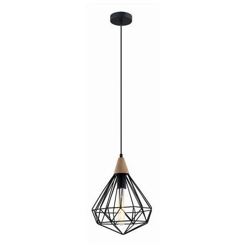 Italux lampa zwis maelle mdm-2591/1s bk