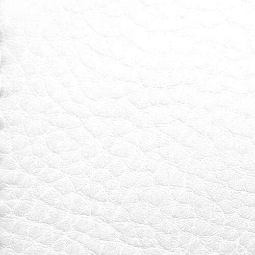 Lonc Steeler, fotel Sotega skóra, biały, rama czarna, indoor P 055 1111, P 055 1111