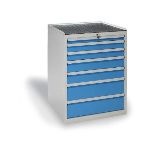 Szafa warsztatowa z szufladami, 7 szuflad