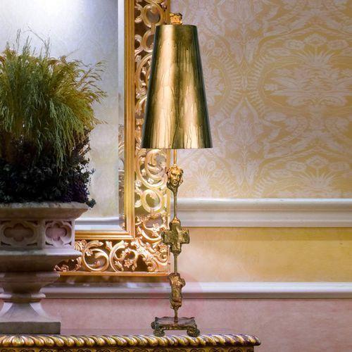 Elstead Lampa stołowa fragment fb/fragment-tl-g - lighting - rabat w koszyku (5024005229001)