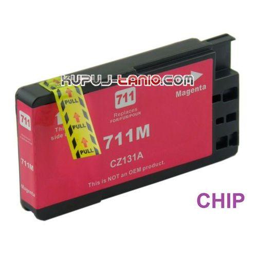 .HP711 Magenta (Celto) tusz HP DesignJet T150, HP DesignJet T120, HP DesignJet T520