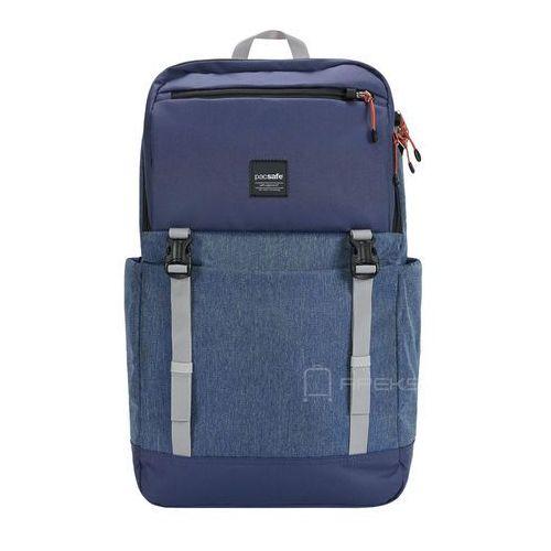 """slingsafe lx500 plecak miejski na laptop 15"""" rfid / denim - denim marki Pacsafe"""