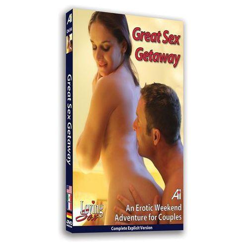 Alexander institute Dvd edukacyjne -  great sex getaway educational dvd - erotyczny weekend