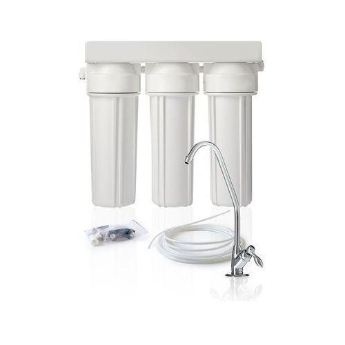 Zestaw filtrów podzlewozmywakowych trzystopniowy marki Dom wody