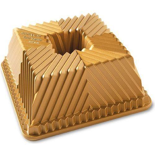 Forma do babki Squared Gold, 80577
