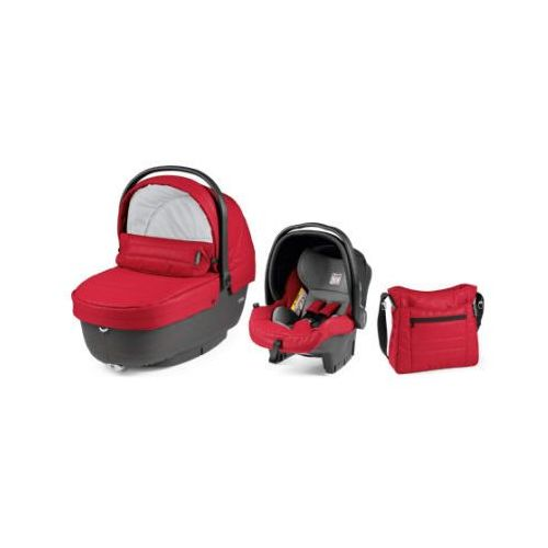 Peg-Pérego Zestaw Set XL Bloom Red