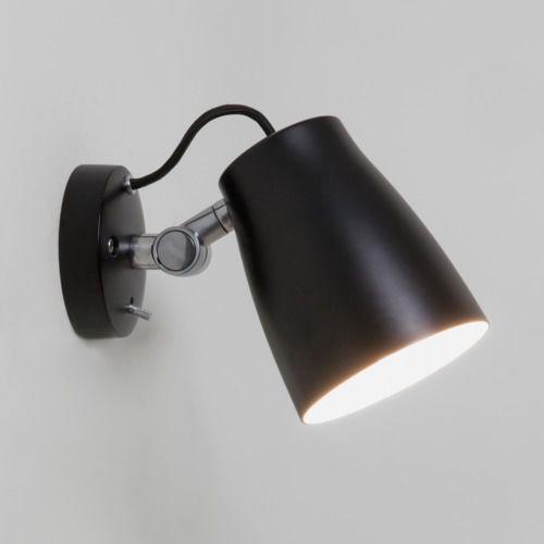 Astro Kinkiet atelier wall black 7502 - - rabat w koszyku negocjuj cenę online! / szybka wysyłka! / darmowa dostawa od 300 zł