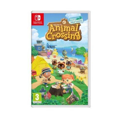 Animal Crossing: New Horizons Gra NINTENDO SWITCH DARMOWY TRANSPORT