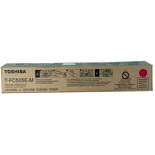 Toner Toshiba T-FC505E-M Magenta do kopiarek (Oryginalny) [33.6k]
