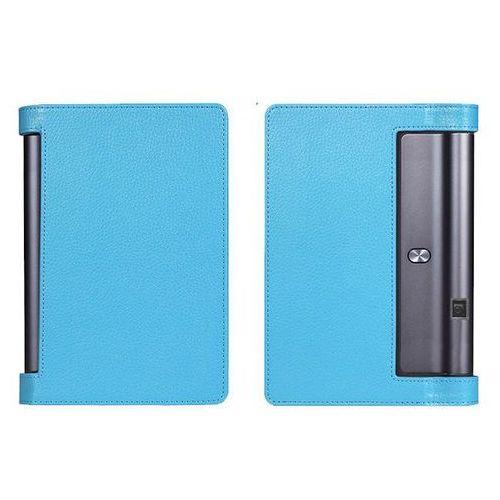 "Etui Smart Cover Lenovo Yoga tab3 10"" X50 - Niebieski, kolor niebieski"