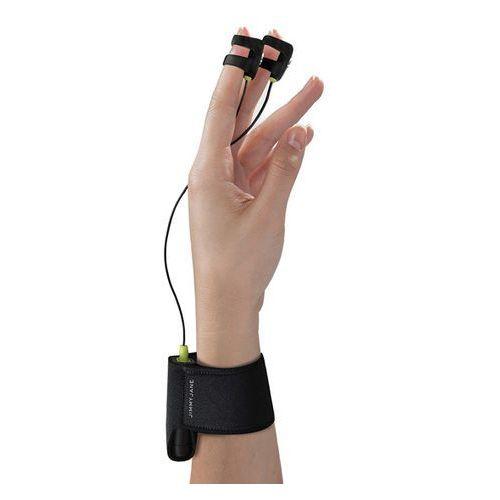 Elekstrostymulacja nakładki wibrujące na palce Jimmyjane Hello Touch Finger Vibrator X Black z kategorii Kulki i stymulatory