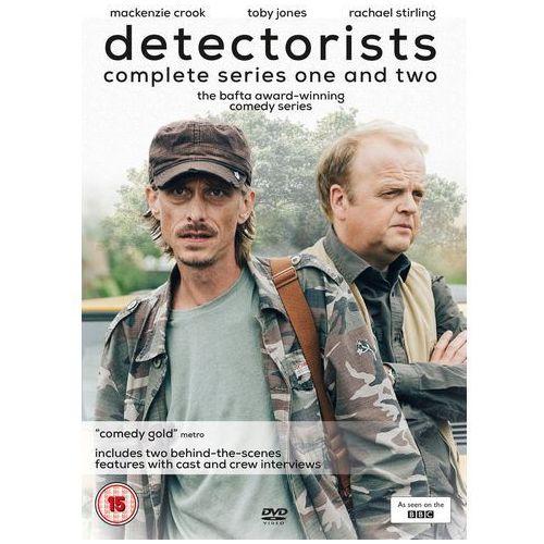 Acorn media Detectorists - series 1 and 2
