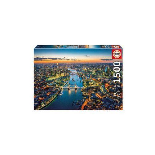 Puzzle londyn z lotu ptaka 1500 marki Educa