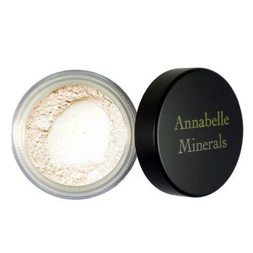 Annabelle Minerals - Mineralny podkład kryjący - 4 g : Rodzaj - Natural fairest