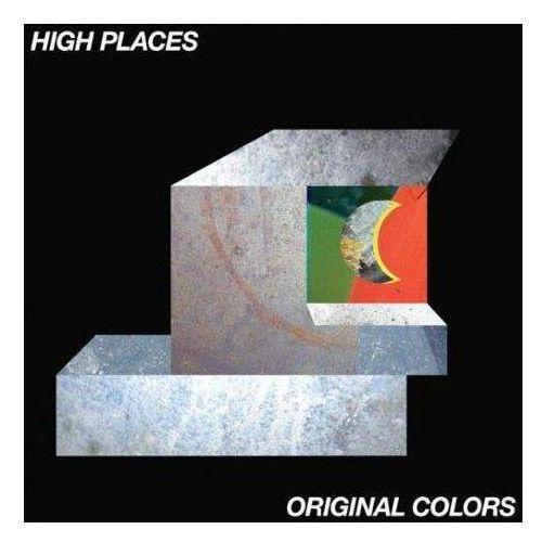High Places - Original Colors (0790377028614)