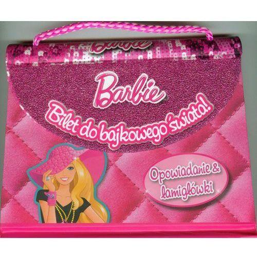 Barbie. Bilet do bajkowego świata! (9781472382139)