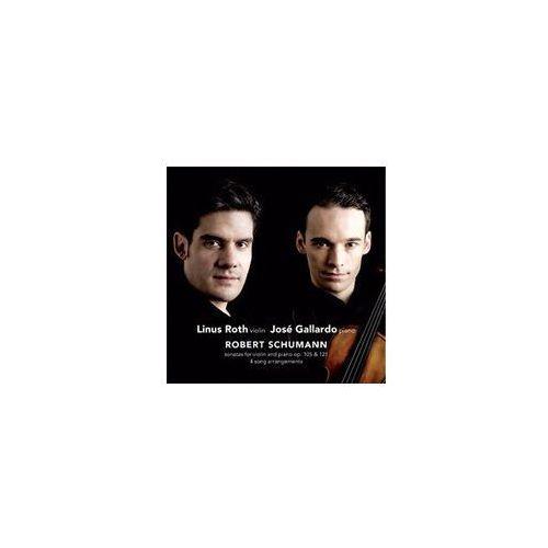 Robert Schumann: Sonatas For Violin And Piano Op. 105 & 121 - 4 Song Arrangements, CC72341