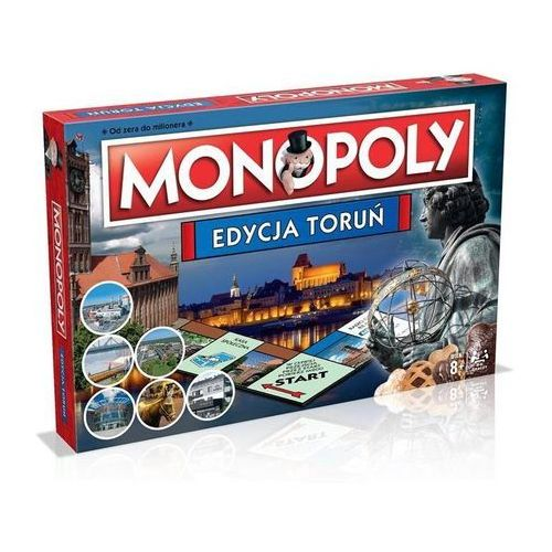 Winning moves Monopoly toruń