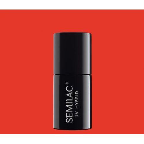 Semilac SEXY RED Lakier hybrydowy (039)