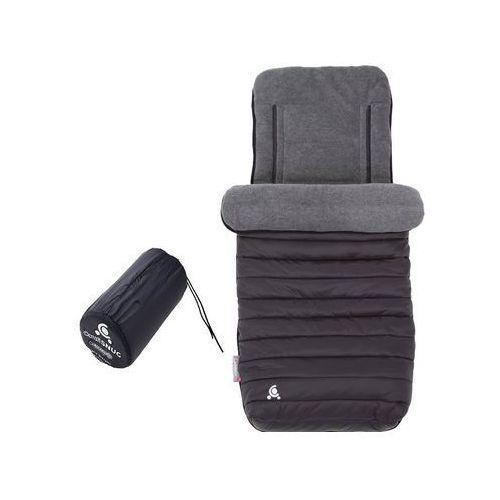 CuddleCo okrycie na nóżki Comfi-Snug 2w1, Black, CC843619