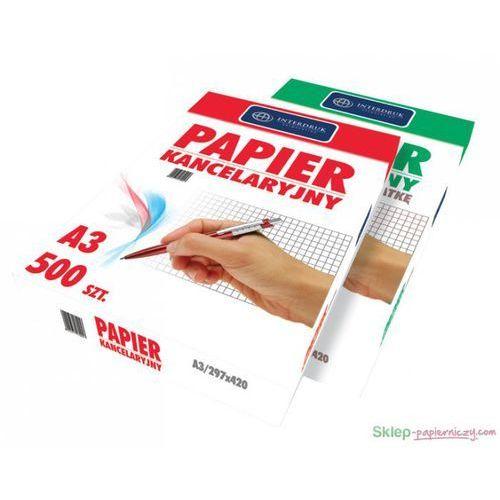 Interdruk Papier kancelaryjny w kratkę a3/500 arkuszy (5902277170057)